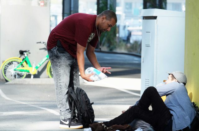 Homelessness in Seattle