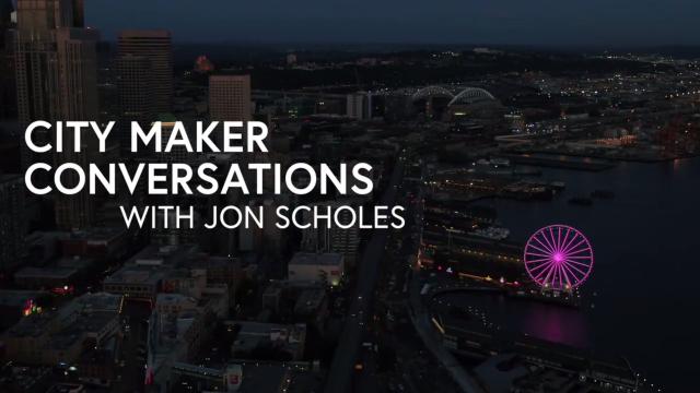 City Maker Conversations Title Card