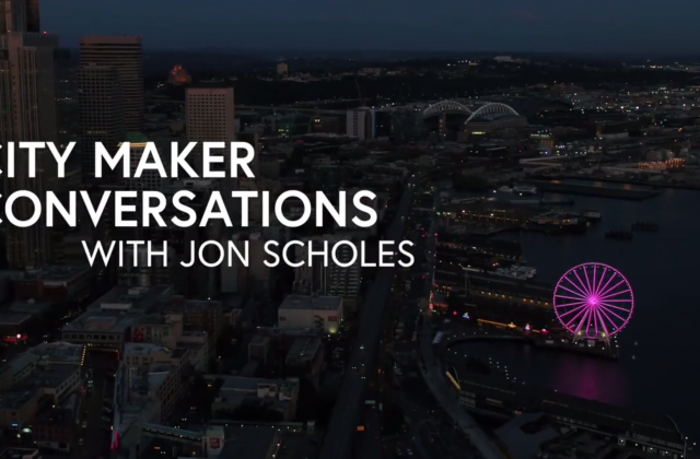 City Maker Conversations Title Card