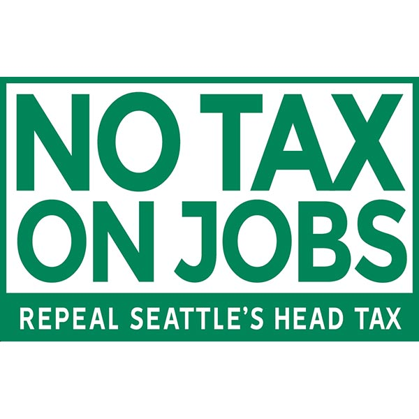No on Jobs Tax