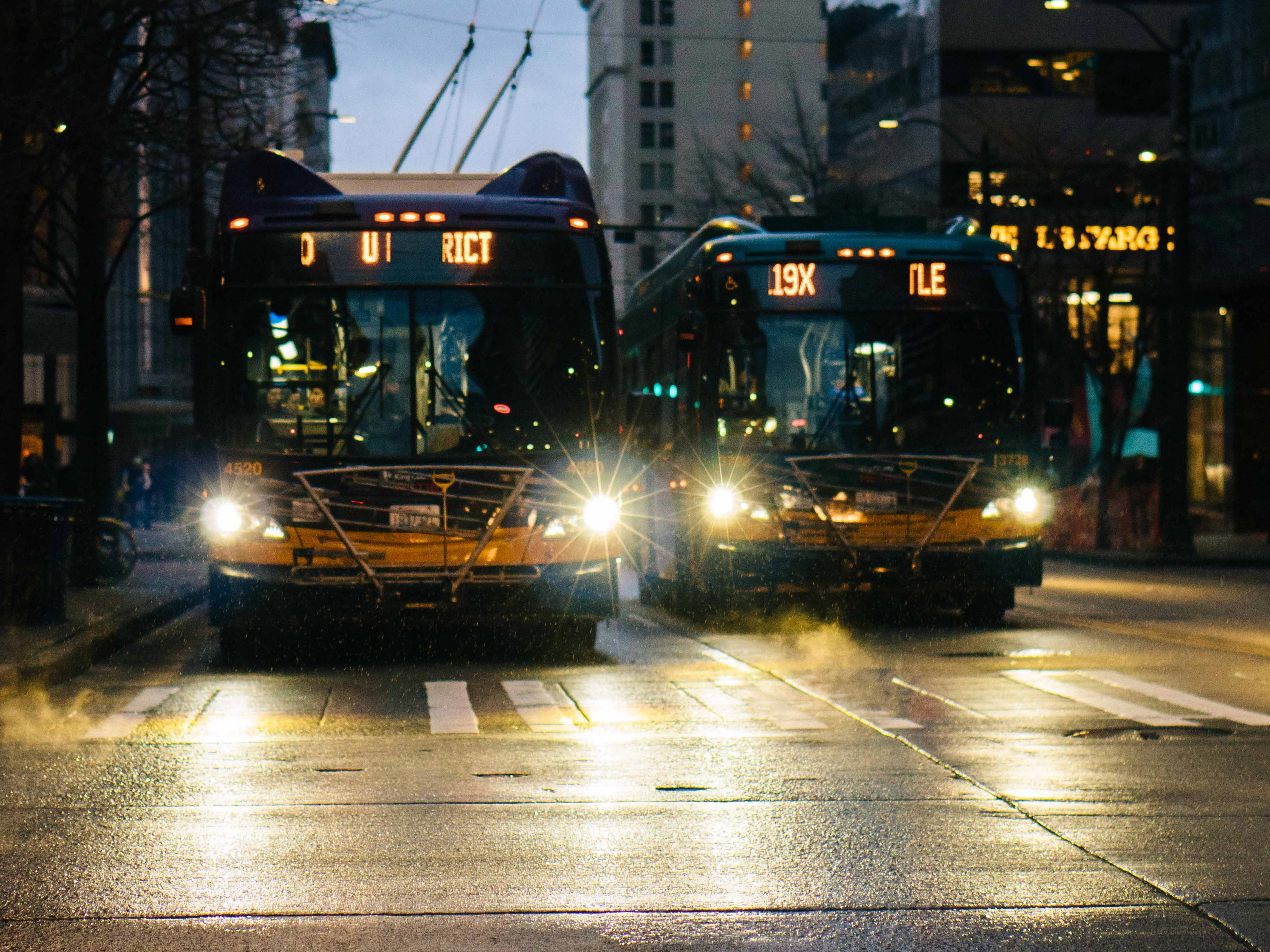 buses on third avenue