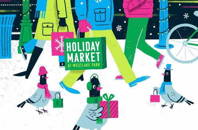 Holiday Market at Westlake Park