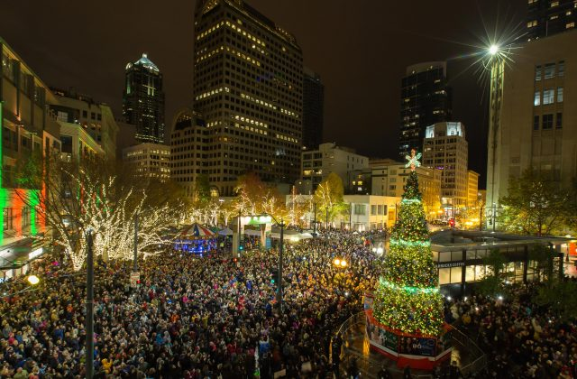 Holiday Tree Lighting Celebration