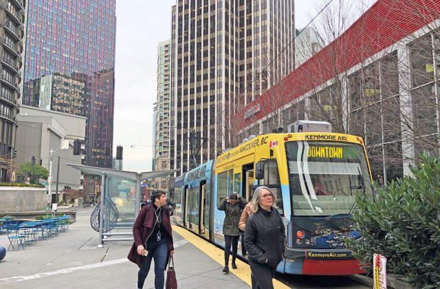 SLU streetcar line