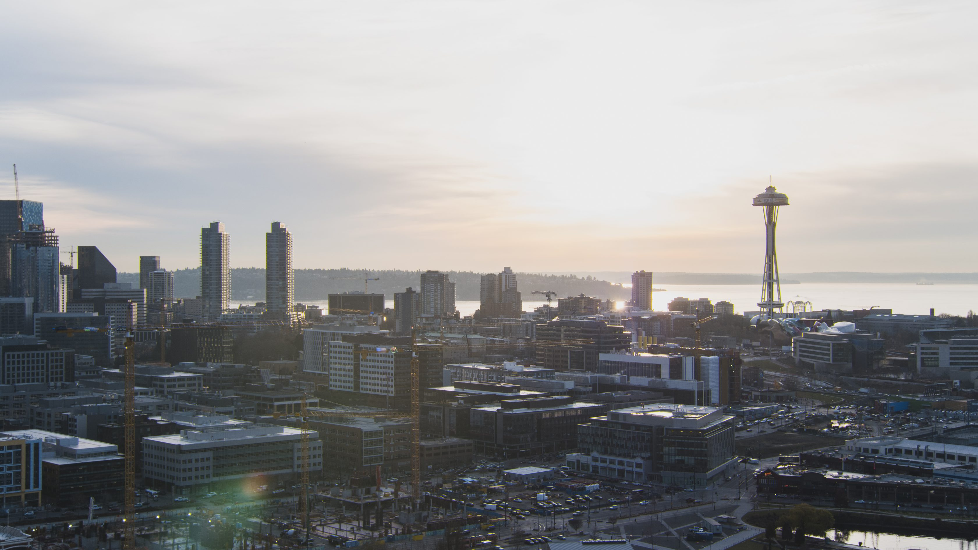 Seattle City Skyline