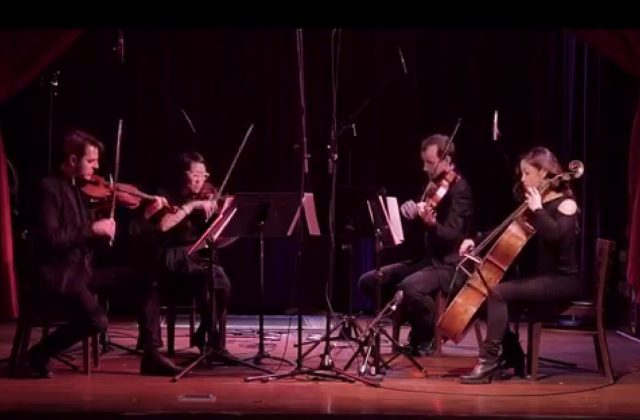 Downtown Summer Sounds 2019: Passenger String Quartet