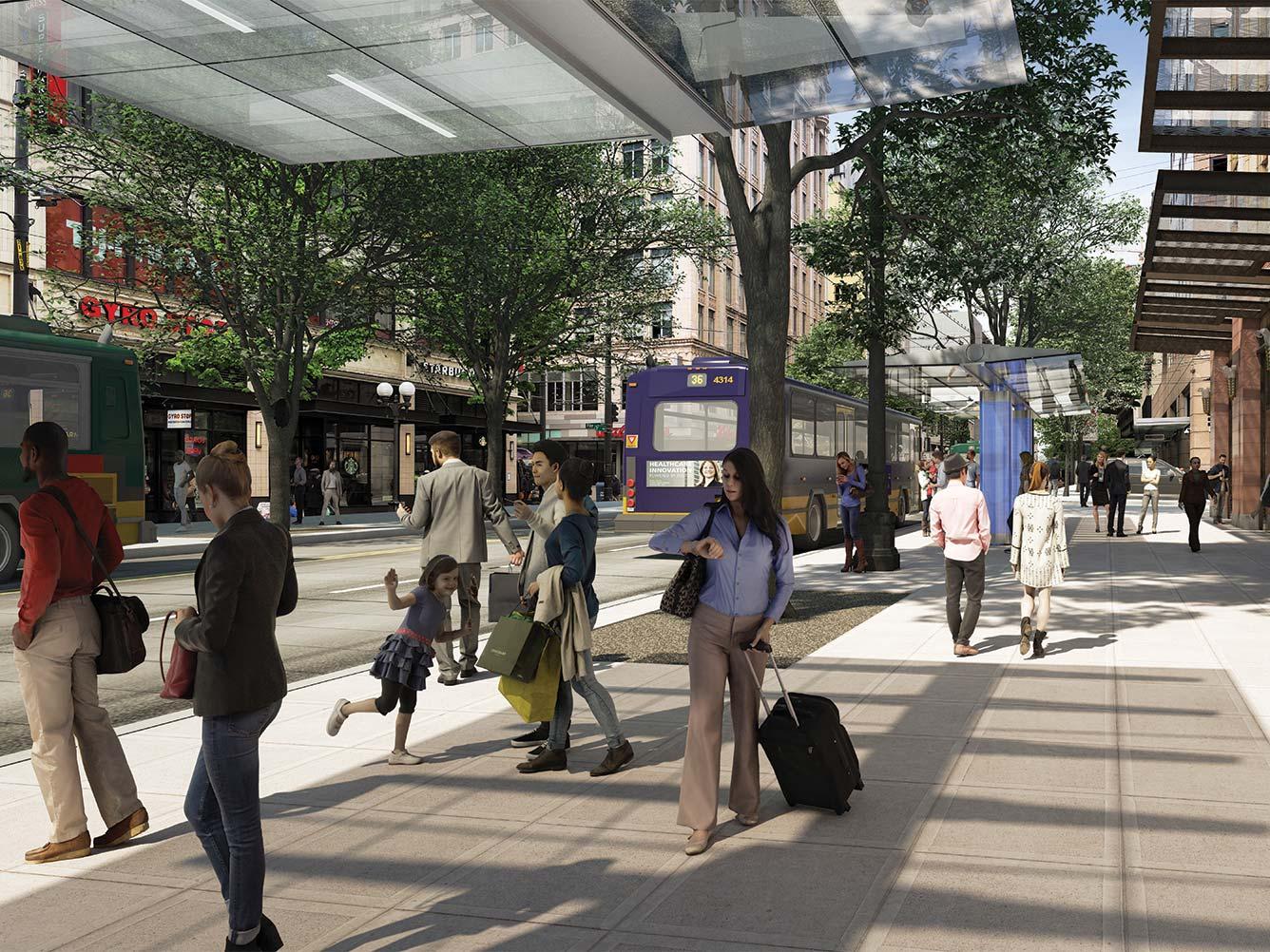 Third Avenue rendering