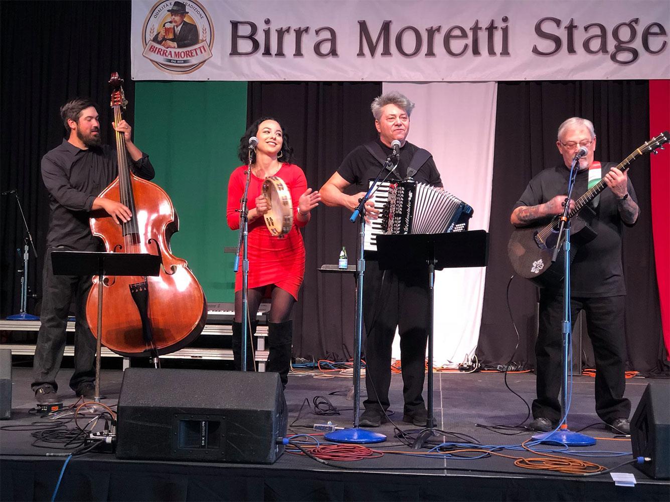 Primo Basso Band