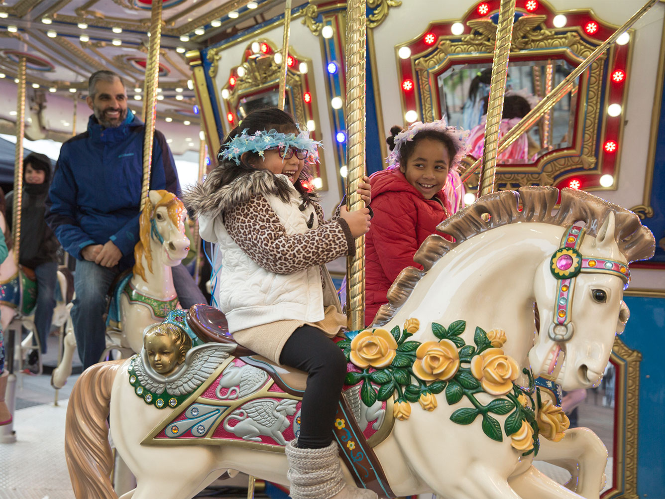Holiday Carousel